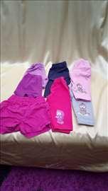 Kratke pantalone za devojičice