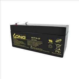 Long baterija akumulator 12V-3Ah,nova