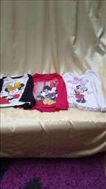 Mini Mouse,  Helo kitty, Elsa majice i drugi