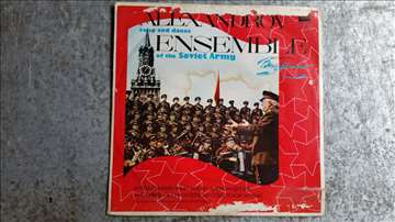 Alexandrov Ensemble of the Soviet army