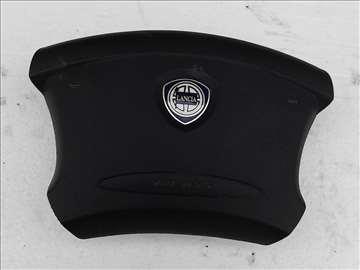 airbag  vozačev za  lančiju  libru