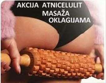 Akcija, anticelulit masaža oklagijama