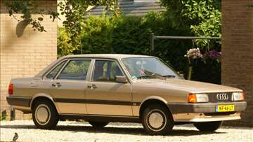 Farovi i štop svetla - Audi 80 cc