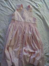 Roze haljinica Mani & Co
