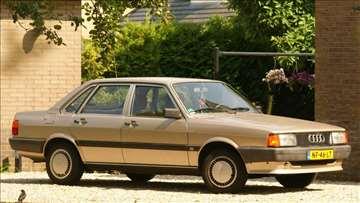 Stakla prozora - Audi 80 cc