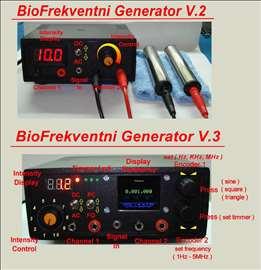 Zapper, Zaper - biofrekventni generator V.3