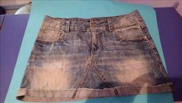 SISLEY mini suknja do 160cm