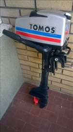 Prodajem motor za čamac, Tomos 4