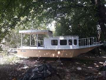 Plovila i plovni objekti Samogradnja | Halo oglasi Vozila i