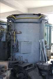 Podzemna peć za termičku obradu