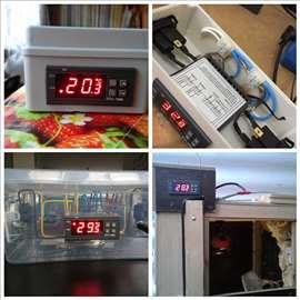 STC termostat za inkubatore,plastenike 220V 10A