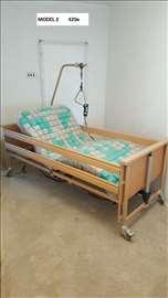 El. bolnički krevet i nov dušek na poklon, dostava