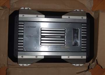 Kenwood KAC-PS520 - 500W RMS High-End