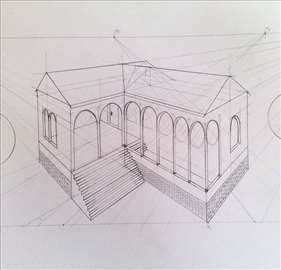 Nacrtna geometrija i geometrija oblika