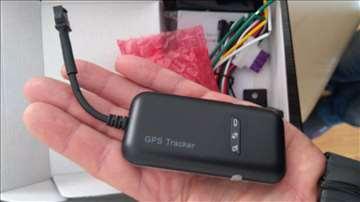 GPS traker tracer za sva motorna vozila GT 02 D