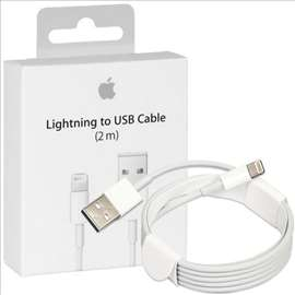 Apple Lightning to USB kabl