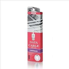 Data kabal Remax Light Type C beli 1m