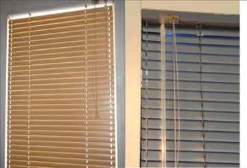 Montaža/ugradnja: venecijaneri/žaluzine i komarnic