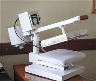 Proizvodim termo prese za štampu na tekstilu