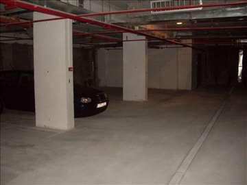 Garaža Beograd Vračar 13m²