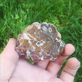 Jaspis polirani, No 7, 187 grama