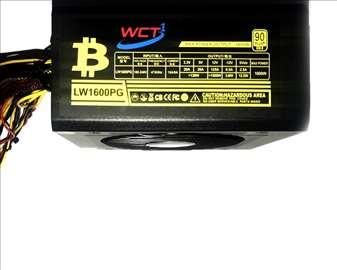 Napajanje za mining 1600W garantovano najniža cena