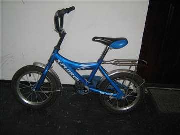 Dečji bicikl, slabo korišćen