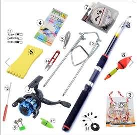 Oprema za lov i ribolov