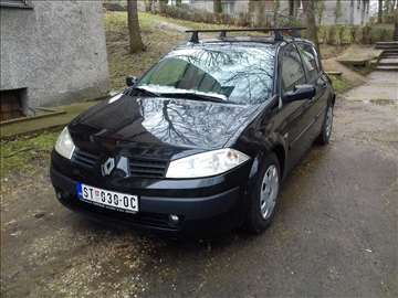 Renault Megane 1.4 16v reg.
