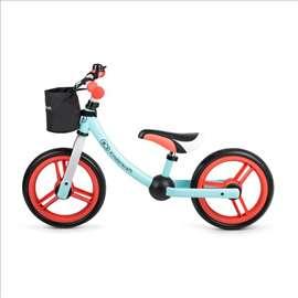 Bicikl bez pedala plavi