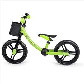 Bicikl bez pedala zeleni