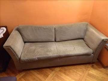 Dvosed i dve fotelje