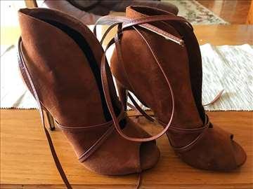 Letnje cizme na vezivanje Wilady 36