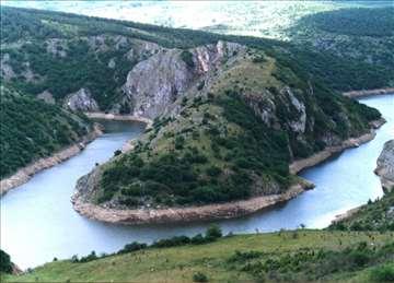 Sjenicko jezero, kuća za odmor