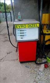 Aparat automat za točenje goriva