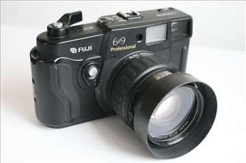 Fuji 6x9 Professional GW690III i EBC Fujinon 90mm