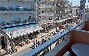 Grčka, paralija, apartman
