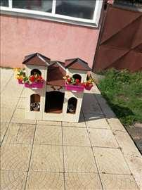 Kućice za pse i pogrebna oprema