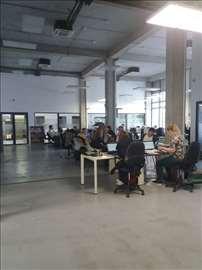 Novi Beograd izdaje se poslovni prostor