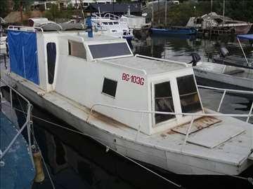Prodajem polovni brod