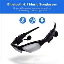 Bluetooth naočare sa slušalicama