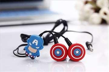 Dečje slušalice sa motivima iz crtanih filmova