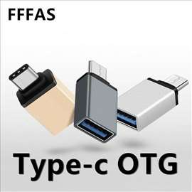 USB 3.0 Type-C OTG Adapter