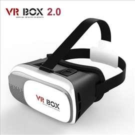 Virtualne Naocare 3D VR BOX Plus -POPUST-