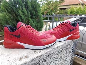 Nike Air Max 270 Flyknit-crvena boja-ženski model