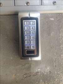 Ulazak u zgradu, kuću,lokal, bez korišćenja ključa