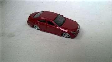 Burago Mercedes CLS 7, 8 cm. China, kao nov