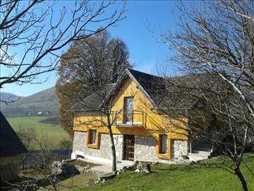 Hrvatska, Plitvička jezera, kuća za odmor