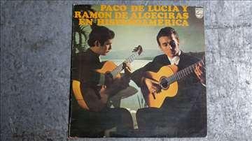 Paco de Lucia y Ramon de algeciras