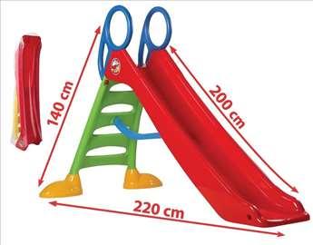 Tobogan za decu - 2 metra